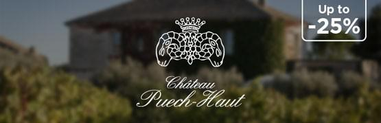 Puech-Haut, one of the finest Languedoc