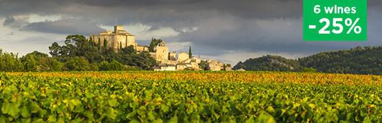 Private sale Marrenon, between Rhône and Provence