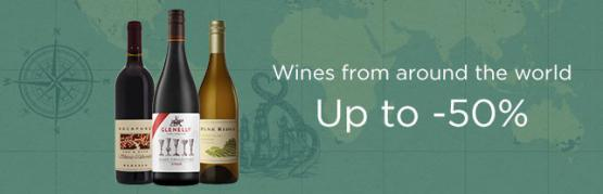 Wines from around the world