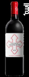 Château Moncets - Château Moncets - 2016 - Rouge