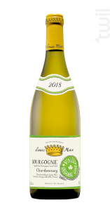 Bourgogne Chardonnay Bio - Louis Max - 2018 - Blanc