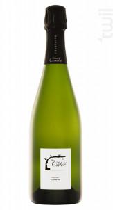 Chloé - Brut Nature - Champagne Vincent Couche - No vintage - Effervescent