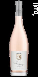 Oddo - Domaine Vallon Des Glauges - 2020 - Rosé