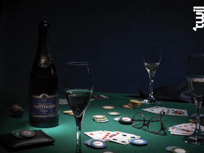 Prélude Grands Crus Brut - Champagne Taittinger - No vintage - Effervescent