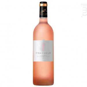 Fraicheur Rosé - Les Terroirs du Vertige - 2019 - Rosé