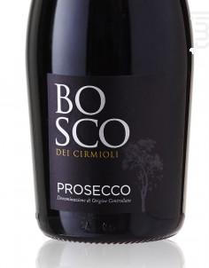 Bosco - Prosecco Doc - BOSCO - No vintage - Effervescent