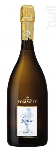 Cuvée Louise - Champagne Pommery - 2004 - Effervescent