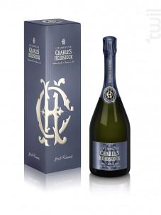 Brut réserve - Champagne Charles Heidsieck - No vintage - Effervescent