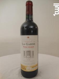 Vignobles Dourthe Château La Garde La Terrasse De La Garde 2006 Pessac Léognan Red Wine Bordeaux