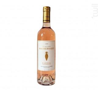 Bandol - Domaine Maubernard - 2019 - Rosé