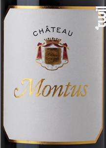 Château Montus - Château Montus - 2016 - Rouge