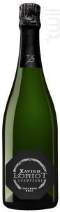 Fragment Brut - Champagne Xavier Loriot - No vintage - Effervescent
