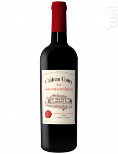 Château Coucy - Château Coucy - 2018 - Rouge