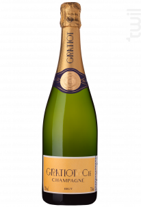 Almanach n°1 Brut - Champagne Gratiot & Cie - No vintage - Effervescent