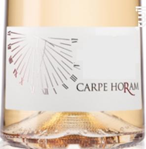 Carpe Horam - Château de Saint-Martin - 2019 - Rosé