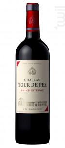 Château Tour de Pez - Château Tour de Pez - 2017 - Rouge