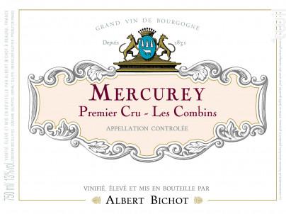 Mercurey Premier Cru Les Combins - Albert Bichot - 2018 - Rouge