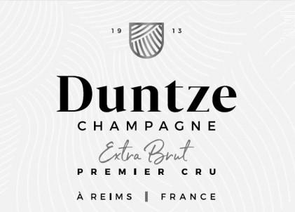Extra brut - Premier Cru - Champagne Duntze - No vintage - Effervescent