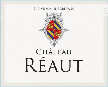 Château Réaut - Château Réaut - 2016 - Rouge