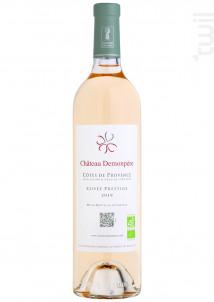 Cuvée Prestige Rosé - Château Demonpère - 2019 - Rosé