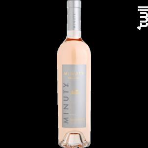 Cuvée Prestige - Château Minuty - 2018 - Rosé