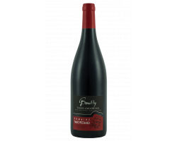 Terres Amoureuses - Domaine Tano Péchard - 2019 - Rouge