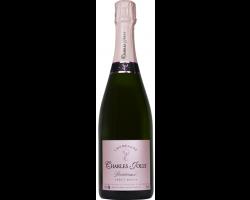 Rosé Persévérance - Champagne Charles Jolly - No vintage - Rosé