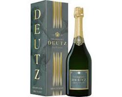 Deutz Brut Classic + Etui - Champagne Deutz - No vintage - Effervescent