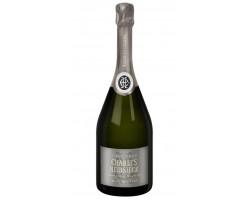 Blanc De Blancs • Brut - Champagne Charles Heidsieck - No vintage - Effervescent