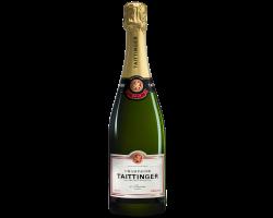 Brut Réserve - Champagne Taittinger - No vintage - Effervescent