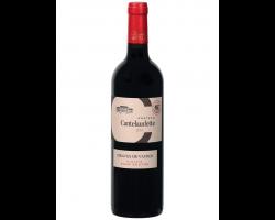 Rouge Sans Soufre - Château  Cantelaudette - 2019 - Rouge