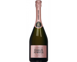 Rosé Réserve - Champagne Charles Heidsieck - No vintage - Effervescent