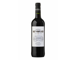 Château Haut Monplaisir - Château Haut Monplaisir - 2018 - Rouge