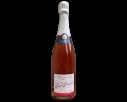 Brut Rosé Grand Cru - Champagne Claude Beaufort - No vintage - Effervescent