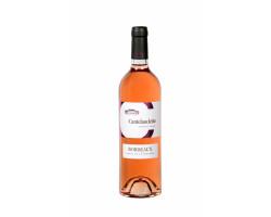 Bordeaux Rosé - Château  Cantelaudette - 2019 - Rosé