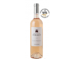 Cuvée Prestige - Domaine des Féraud - 2018 - Rosé
