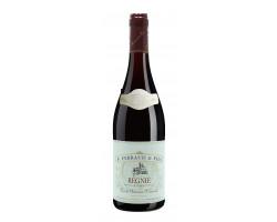 Cuvée Antoine Ferraud - P. Ferraud & Fils - 2017 - Rouge