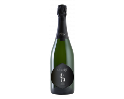 100S Extra Brut - Champagne Xavier Loriot - No vintage - Effervescent