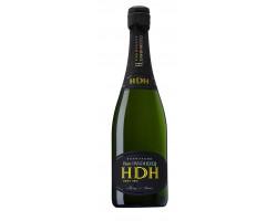 Demi-sec Délicate - Champagne Henri David-Heucq - No vintage - Effervescent