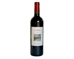 Colline - Château Courrèges - 2012 - Rouge