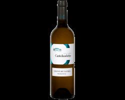 Blanc Réserve - Château  Cantelaudette - 2018 - Blanc