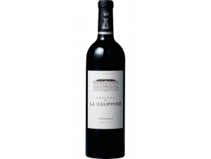 Château de la Dauphine - Château de la Dauphine - 2018 - red