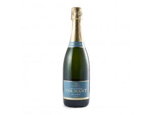 Brut Réserve - Chardonnay, pinot noir - COLMANT - No vintage - sparkling