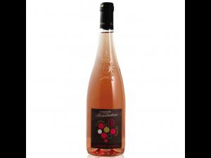 Cabernet d'Anjou - Domaine des bénédictins - 2018 - rose