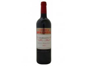 La Croix de Boyd-Cantenac - Château Boyd Cantenac & Château Pouget - 2012 - red
