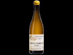 Chablis Grand Cru Valmur - Domaine Gautheron Alain et Cyril - 2018 - white