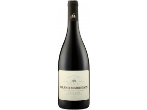 Grand Marrenon - Marrenon - 2017 - red