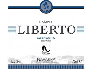 Garnacha - Campo Liberto - 2013 - red
