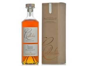 Armagnac Collection XO - Domaine de Pellehaut - No vintage - sparkling