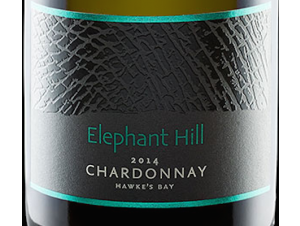 Chardonnay - ELEPHANT HILL - 2016 - white